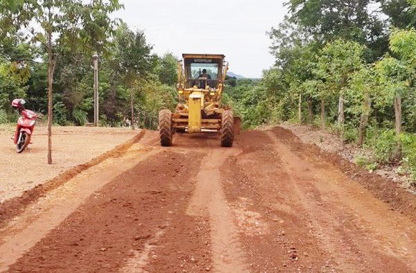 Prefeitura inicia ciclo de recuperação de estradas