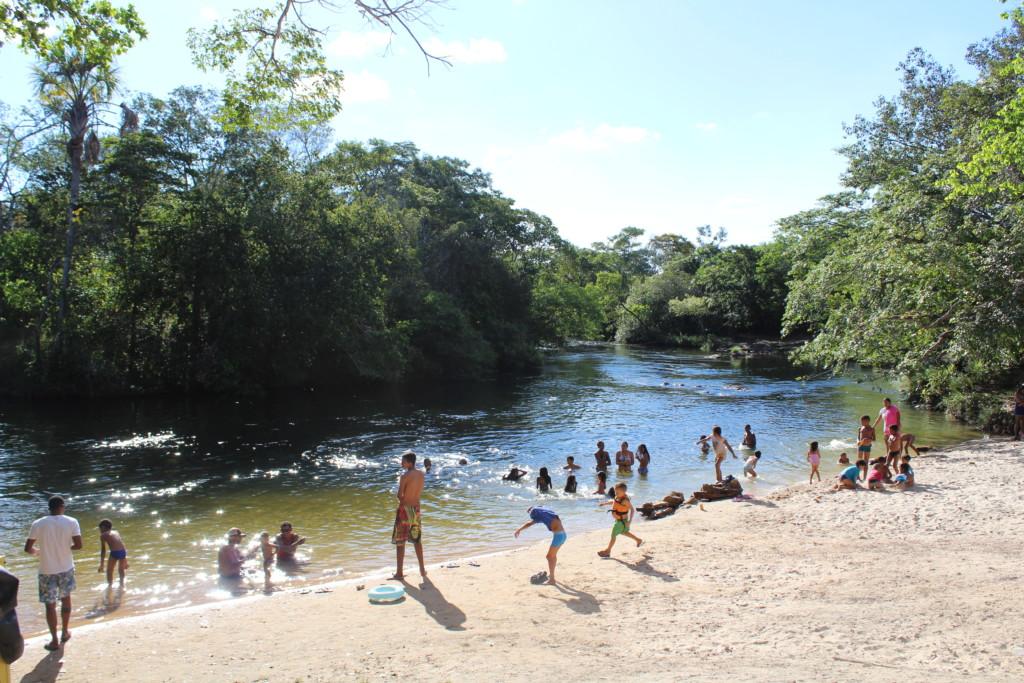 São Félix do Jalapão abre temporada de praia 2019 com festa – Folha do  Jalapão