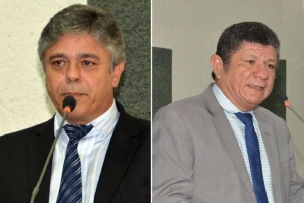 Deputados Ivory de Lira e Eduardo do Dertins retornam ao Legislativo