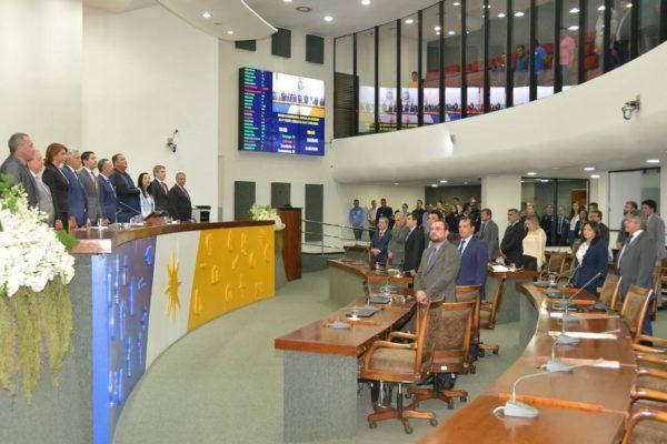 Investimentos e parcerias são anunciados na retomada dos trabalhos da Assembleia