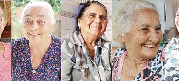 PIONEIRAS – Mulheres de Aparecida: simples, mas fortes em sua essência