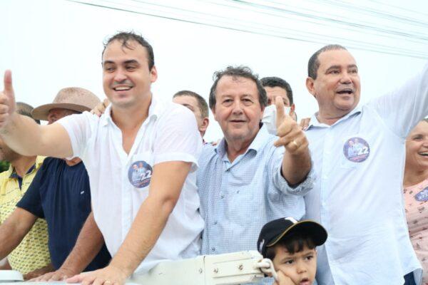 Presidente do Solidariedade reforça apoio a candidaturas pelo Tocantins