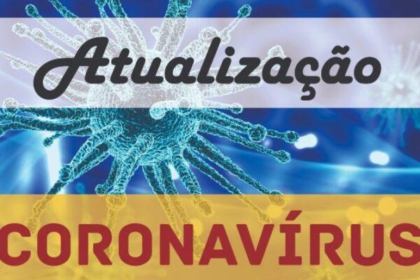 CORONAVÍRUS: Boletim de Aparecida registra quatro novos casos