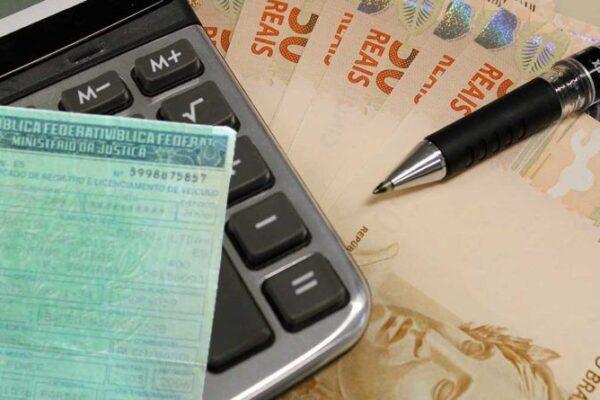 Pagamento do IPVA foi prorrogado para 30 de Outubro