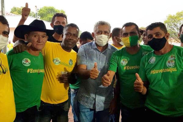 Gilvan Ribeiro e Deusiano realizam grande evento em São Félix