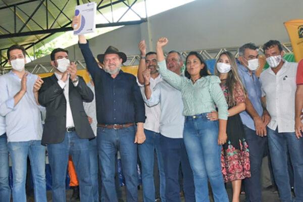 Semana do governador Carlesse é marcada por avanços no curso de Medicina no Bico do Papagaio e ações de combate à Covid-19