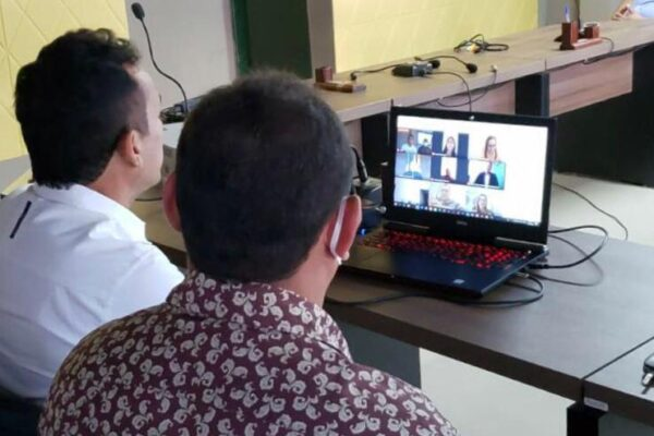 Suzano Lino é diplomado prefeito de Aparecida em cerimônia virtual