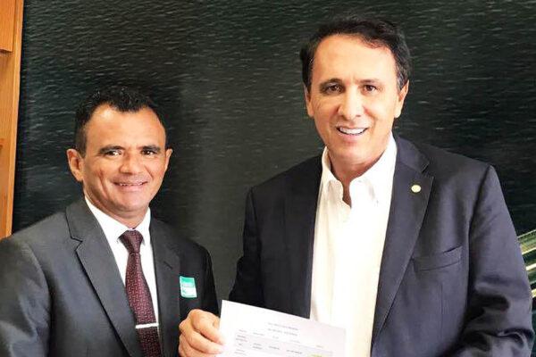 Deputado Carlos Gaguim destina diversas emendas para Mateiros