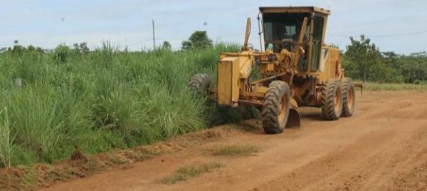 APARECIDA: Setor Flamboyant recebe melhorias da Prefeitura