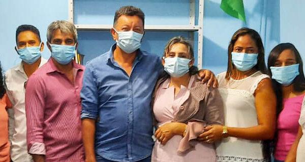 SANTA TEREZA: Novos secretários são nomeados pelo Prefeito Antônio Campos