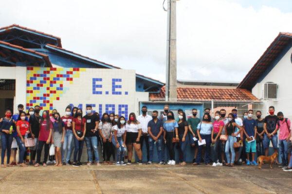 Jovens aparecidenses buscam oportunidades com a realização do Enem