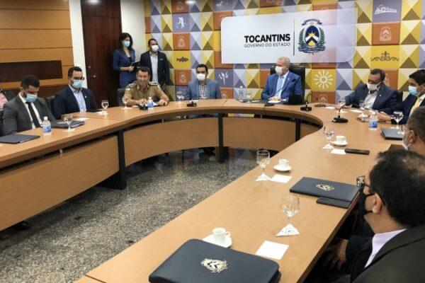 Governo lança edital do concurso do Corpo de Bombeiros