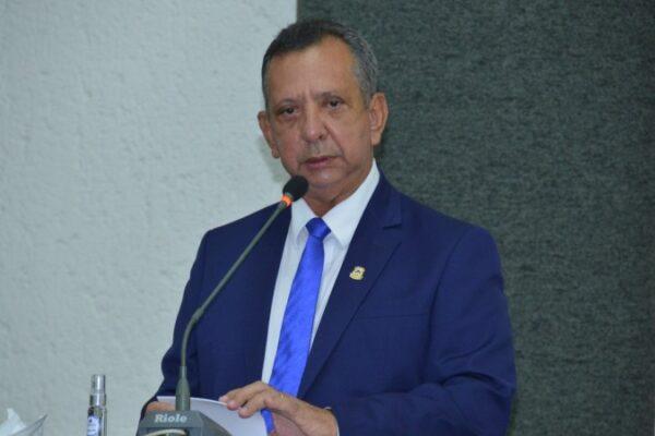 Antonio Andrade toma posse, destaca ações durante gestão e objetivos para 2º mandato