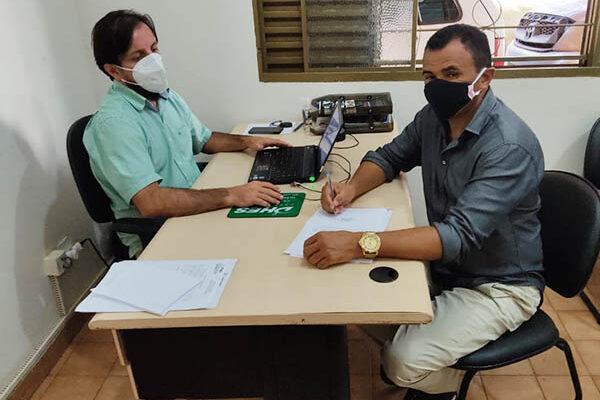 Prefeito João Martins viaja a Brasília em busca de recursos para Mateiros