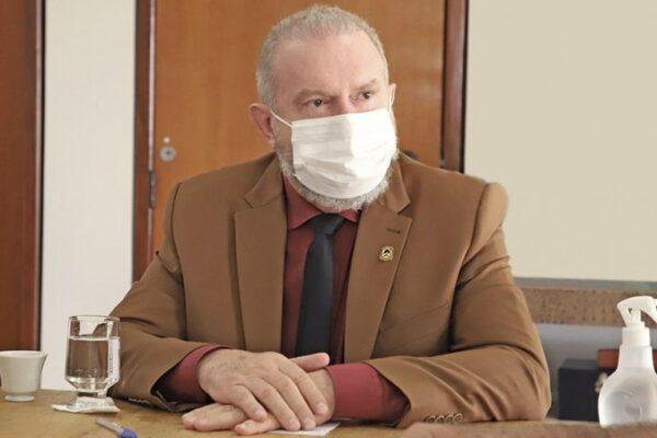 Carlesse solicita aos prefeitos e servidores que fiscalizem e denunciem aglomerações