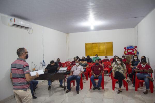 Servidores da Prefeitura de Lagoa iniciam semana com momentos motivacionais