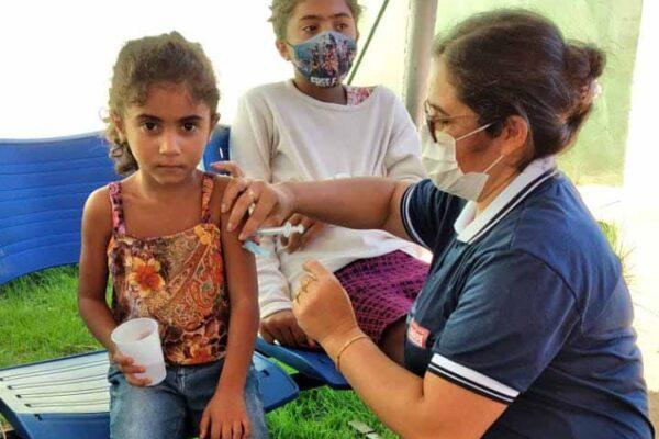 Campanha de vacinação contra a gripe influenza é iniciada em Santa Tereza do Tocantins