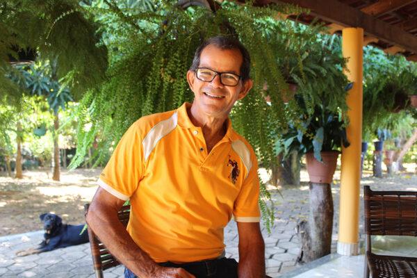 PROFESSOR PAULINHO: O pioneiro de Aparecida que tem o serviço e a humildade como base de sua vida