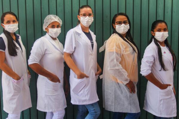 LAGOA DO TO: Saúde Municipal homenageia equipe pelo Dia do Técnico em Enfermagem