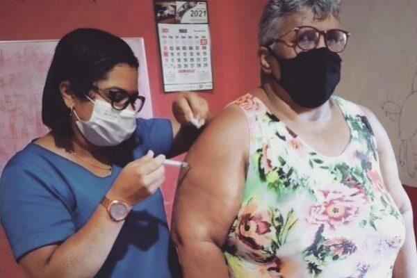 SANTA TEREZA DO TO: Gestantes com comorbidades e pessoas com deficiência começam a ser vacinadas