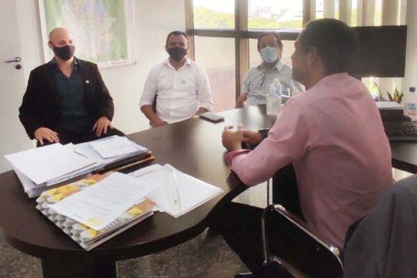 Prefeito de Mateiros solicita esclarecimentos do Governo do TO quanto à concessão do Parque Estadual do Jalapão