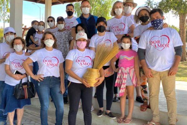 No Jalapão, Ana Paula e amigos continuam trabalho social iniciado por médico vítima da Covid-19