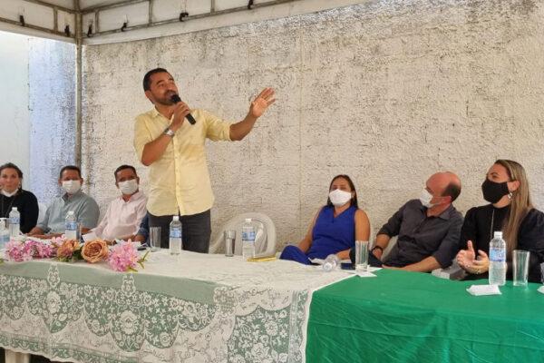 Vice-governador Wanderlei Barbosa visita municípios no norte do Tocantins e inaugura Núcleos de Identificação