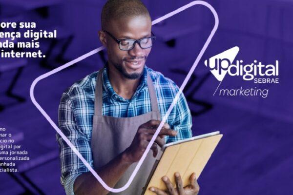 Sebrae promove jornada para melhorar presença digital dos pequenos negócios