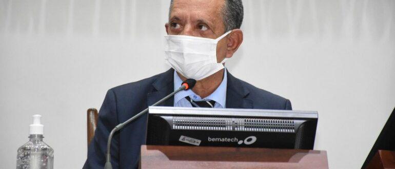 Antonio Andrade diz estar pronto para destinar emendas para a compra de vacinas