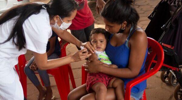 LAGOA DO TO: Secretaria de Saúde inicia campanha de vacinação contra a gripe nesta quarta-feira, 14