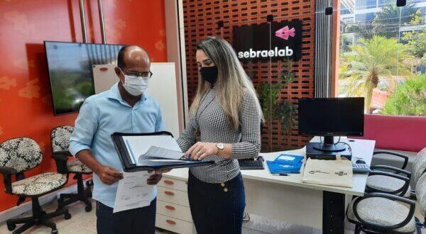 Sala do Empreendedor de Ponte Alta do Bom Jesus recebe equipamentos do Sebrae