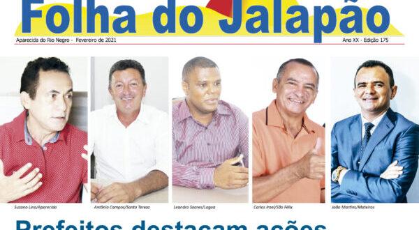 FOLHA DO JALAPÃO: 20 anos de história e atuação no jornalismo tocantinense